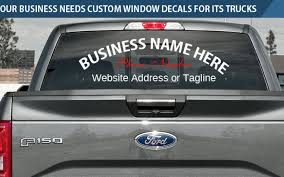100 Custom Decals For Trucks Photography Business Car Business Hot