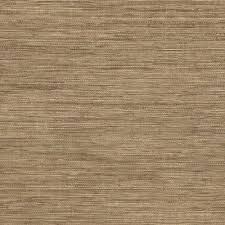 Tapis Light Brown Faux Grasscloth Wallpaper