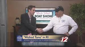 Wicked Tuna Boat Sinks by Wicked Tuna U0027 Captain At Ri Boat Show Wpri 12 Eyewitness News