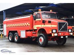 100 Volvo Truck Center N10 6x6 68000 Km 10000 Liter Center Apeldoorn Fire Truck Snlcom