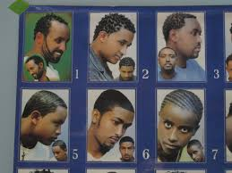 Barber Shop Hair Design Ideas by Barbershop Poster Hair Styles African Vintage Poster From