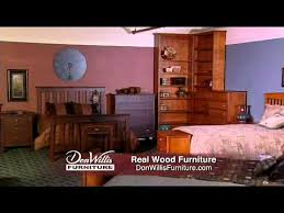 Don Willis Furniture Made in the Northwest