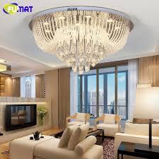 fumat moderne kronleuchter decke indoor lichterkette k9 kristall beleuchtung wohnzimmer schlafzimmer metall glanz cristal leuchten