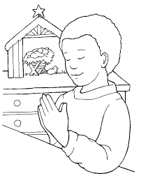 Gods Gift Coloring Page