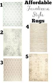 Full Size Of So You Wanna Get That Farmhouse Look Huh Well Youre In The Rustic Style Area Rugs