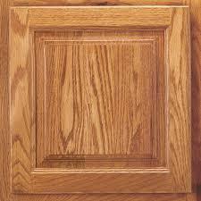 American Woodmark Kitchen Cabinet Doors by American Woodmark 13x12 7 8 In Cabinet Door Sample In Newport Oak