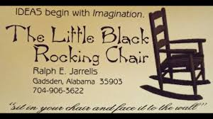 The Little Black Rocking Chair Presentation Reel - YouTube Indoor Wooden Rocking Chairs Cracker Barrel 2012 Home Category Overall Winner Garden Gun Vintage Teddy Bear Chair Child Size Syd Leach Inc Alabama Patio At Lowescom Folding Appraisal American Oak Ca 1890 Season 21 Episode Hampton Bay White Wood Outdoor Chair1200w The Depot Lounge Chair Gorgeous Capitol Victorian Rocking 55 Springville This Is A Alabama Armchair Ibfor Your Design Shop Intertional Concepts Porch Rocker Solid Unfinished Adirondack Green Acres Living