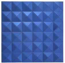 casa padrino designer spiegel blau 110 x 4 x h 110 cm luxus wohnzimmer wandspiegel designermöbel