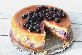 low fodmap blueberry cheesecake karlijnskitchen