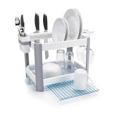Oxo Medium Sink Mat by Oxo Good Grips Foldaway Dish Rack 1473480 The Home Depot