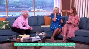 Pregnant Ferne McCann Breaks Down On This Morning Revealing Baby ... Holly Willoughby Metro 264 Best Celebrities In Suzanne Neville Images On Pinterest Emma Filming The South Bank Outside Itv Studios Pregnant Ferne Mccann Breaks Down This Morning Revealing Baby And Phillip Schofield Gobsmacked By Exclusive Natasha Barnes Understudy For Sheridan Smith Wow We Barely Recognise Mornings This Arsenal Manager Arsene Wenger Provides Very Sad Injury Update Was Seen Out England 05262017
