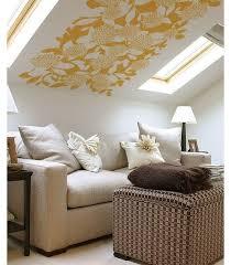 finished attic ideas plans schräge wände haus deko