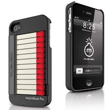 Musubo iPhone 4 4S Matchbook Case