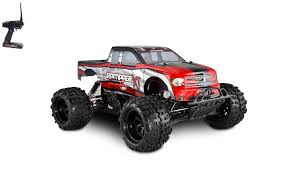 Remote Control Gas Powered 30cc Redcat RAMPAGE XT R/C Monster Tr