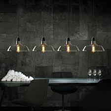 retro vintage fixture ceiling drop lighting glass pendant
