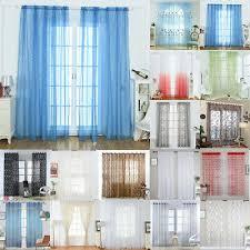 gardinen stores vorhang langstore vorhänge voile transparent