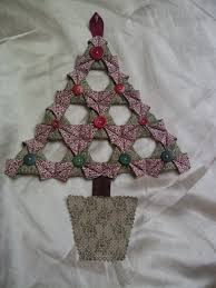 I Was Shown How To Make This By Some Of My Good Friends At The WI And Knew Deck Halls Fabric Would Be Just Perfect