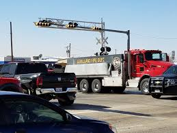 100 Fire Truck Accident Levelland Involved In While Responding To