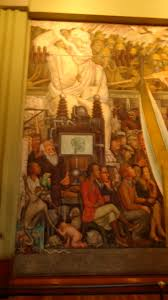 Diego Rivera Rockefeller Mural by Man At The Crossroads Wikiwand