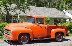 NAPA VALLEY, CA - APRIL 14, 2014: 1956 Ford F-100 Custom Cab.. Stock ... 4clt01o1956fordf100piuptruckcustomfrontbumper Hot 132897 1956 Ford F100 Rk Motors Classic And Performance Cars For Sale The Next Big Thing 31956 Motor Trend Effin Confused 427powered Protouring Pickup Truck Stock 56f100 Sale Near Sarasota Fl Denver Colorado 80216 Classics On Gateway 132den Fast Lane Rod Colins Auto Pick Up Pepsi Round2 U13122 Columbus Oh