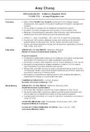 Resume Titles Examples Title Example Of For