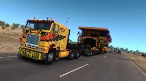 100 Trans America Trucking Heavy N Truck Simulator Mods