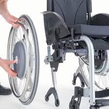 fauteuil roulant manuel avec assistance electrique motorisation pour fauteuil roulant électrique arrière e motion