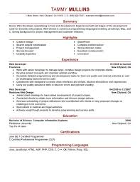 Best Web Developer Resume Example | LiveCareer Best Web Developer Resume Example Livecareer Good Objective Examples Rumes Templates Great Entry Level With Work Resume For Child Care Student Graduate Guide Sample Plus 10 Skills For Summary Ckumca Which Rsum Format Is When Chaing Careers Impact Cover Letter Template Free What Makes Farmer Unforgettable Receptionist To Stand Out How Write A Statement