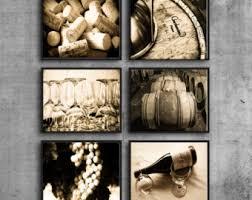 Wine Kitchen Decor Sets by Rustic Kitchen Decor Wine Tasting Print Rustic Wall Decor
