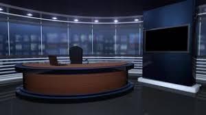 Wooden Virtual Anchor Desk