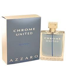 loris azzaro chrome united eau de toilette spray for