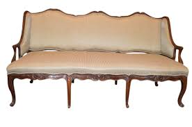 canape bergere seating