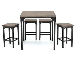 Billings Furniture Stores Row Mt Pierce 5 Counter Height Dining Room Set