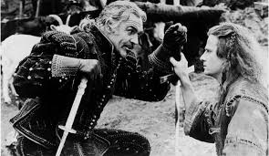 Sean Connery And Christopher Lambert In Highlander Photo Twentieth Century Fox