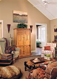 Southern Living Family Room Photos by Live Oak Cottage Looney Ricks Kiss Architects Inc Southern