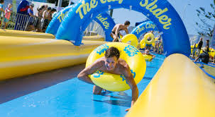 100 Redland City Fun Slides Into Council News