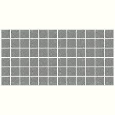 american olean mosaic tile shop american olean unglazed porcelain mosaics 12 pack gray