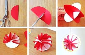 Paper Craft Step By Make Bow Tie Tutorial