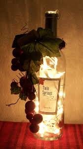 Decorative Wine Bottles With Lights by Furniture 66 Beautiful Bottle Lamps Handmade Laflor Lamp
