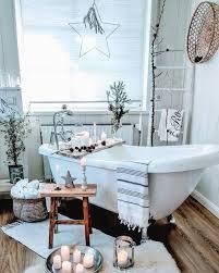 home spa weihnachten badezimmer bad kerzen deko