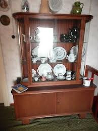 vitrine wohnzimmer schrank büfett deco 20er 30er jahre