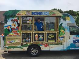 Local Man Uses Shaved Ice Truck To Help Raise Money For UL Lafayette ... Kona Ice The Kev Youtube What We Do News Snow Cone Truck In Tulsa Cream Food Truckcurbside Shaved And Apex Boston Snomobile A Shave Launches Eater Hawaiian Catering Wesley Woodyard Shavedice Truck At Titans Camp I Went Too Far Kona Ice Products Love Pinterest Sweet Toronto Trucks California Lighthouse Aruba Stock Photo Style Eertainment Company Easton In Pa