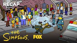 Best Halloween Episodes Of The Simpsons by The 300th Season 28 The Simpsons Youtube