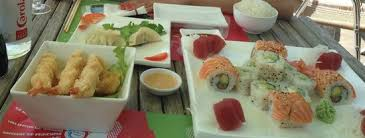 menus sushis sashimis californiens photo de maison des délices