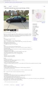 For Sale: 2003 BMW 330i With A 6.2 L LSx – Engine Swap Depot Left Brain Tkering Regex Filter Craigslist Search Results Police Across Michigan Battling Rash Of Wheel Tire Theft Detroit Metro Cars Top Car Models And Price 2019 20 Crapshoot Hooniverse Homes Neighborhoods Architecture And Real Estate Curbed Ex Truckers Getting Back Into Trucking Need Experience Hearse Fest Returns For Its Irteenth Year To Hell For Sale 2003 Bmw 330i With A 62 L Lsx Engine Swap Depot Unusual Dodge Wayfarer Was Find Automotive Stltodaycom Austin No Fixed Abode Home On The Ranger The Truth About 2012 Honda Civic Natural Gas Test Review Driver