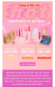 Lime Crime Spend More And Get More Sale, Up To 30% Off : MUAontheCheap Benefit Makeup Discount Codes Supp Store Gomonrovia City Of Monrovia Lime Crime Up To 85 Off Select Velvetines As Low 35 Venus Ulta Targeted 15 50 Purchase Coupon Album On Imgur These Top 11 Makeup Brands Offer Student Discounts For College Students Free Diamond Crusher With Every Order Shipping New Moonlight Mermaid Collectors Set Full Demo Swatches Review Tanya Feifel 25 Off Cyo Cosmetics Coupons Promo Wethriftcom Dolls Kill Code 2018 Coupon Reduction Real Debrid Spend More And Get Sale 30 Muaontcheap Arteza Code The Beauty Geek