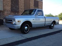 Daddy Had A 1968 Chevy Truck...blue! | Remember When? | Pinterest ...