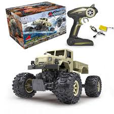 100 Big Remote Control Trucks 112 Amphibious 24G Climbing Wheel Truck Military Truck