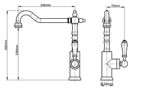 niederdruck armatur küche schwarz retro 360 schwenkbar küchenarmatur wasserhahn für untertischgeräte