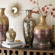 golden ombre mosaic vases pier 1 imports